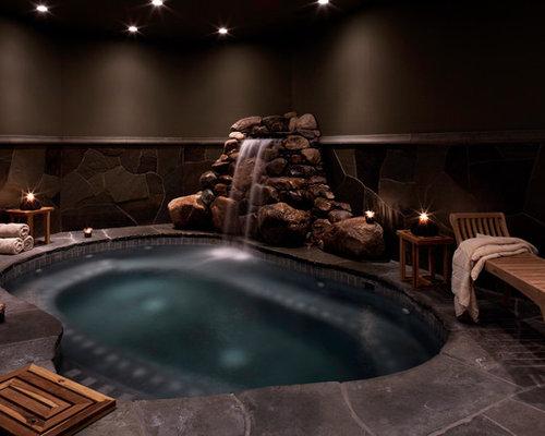 Indoor Hot Tub Houzz