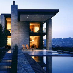modern pool by Aidlin Darling Design, LLP
