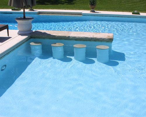 Contemporary St Louis Pool Design Ideas Remodels Photos