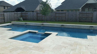 Aliana pool build