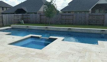 Aliana pool build