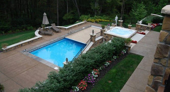 Piscines et spas haysville pa for Pool design mcmurray pa