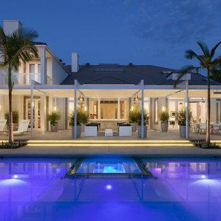 Alta Pool - Contemporary Pool & Patio
