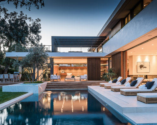 Best 20 Modern Pool Ideas | Houzz