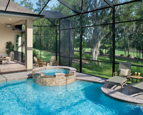 Arthur rutenberg home design ideas pictures remodel and for Pool design florida