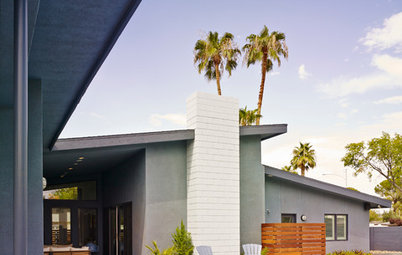 Houzz Tour: From Burned Down to Done Up in Las Vegas