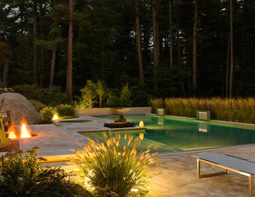 Andover Pool Night