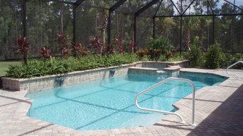 Angular Pool Design