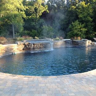 Annapolis MD Custom Pool