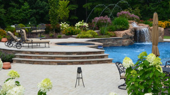 Apex, North Carolina - Custom Pool