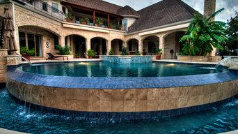 APSP Award Winning Swimming Pool Barton Creek, Austin Texas