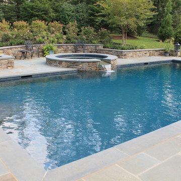 Aqua Bello Designs Custom Swimming pools
