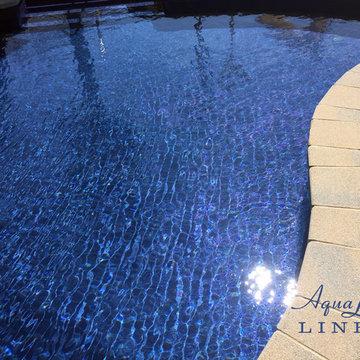 AquaLuster Vinyl Pool Liners