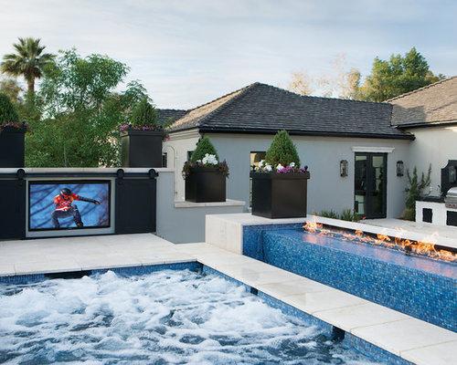 Best Backyard Pool Ideas Photos Houzz - Backyard pool ideas
