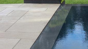 Arden-Arcade Perimeter Overflow Pool