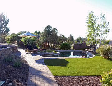 Arizona Backyard Oasis