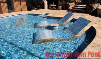 Arizona Swimming Pool And Grotto Designed By Build Your Own