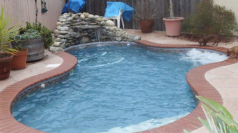 """Armbruster """"Spool""""  (a pool/spa combination)"""