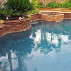 Blue Haven Pools Mediterranean Pool Charlotte By