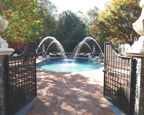 Pool water jets home design ideas pictures remodel and decor for Pool jets design