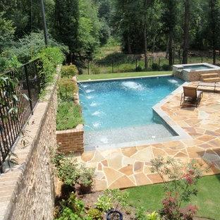 Athens Backyard Pool