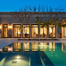 Traditional Pool by Butler Armsden Architects