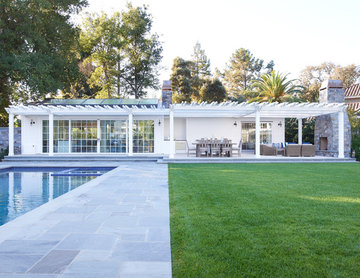 Atherton Pool House