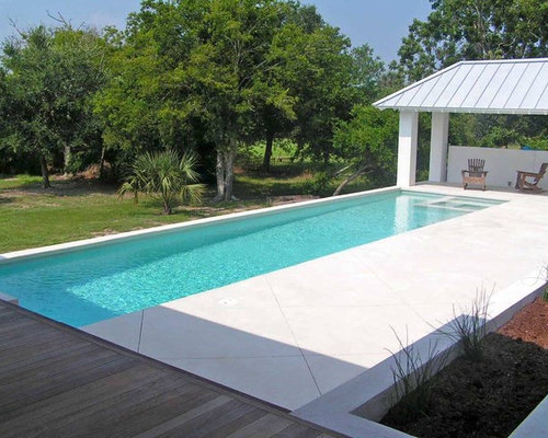70 best modern above ground pool ideas remodeling photos houzz - Modern above ground pools ...