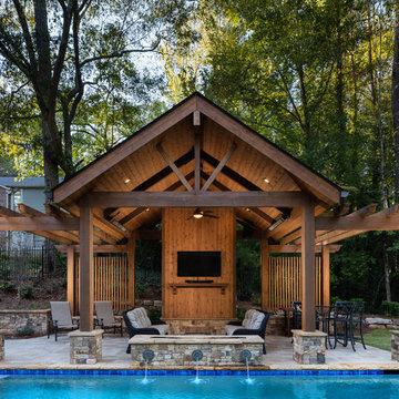 Atlanta Swimming Pool and Cabana