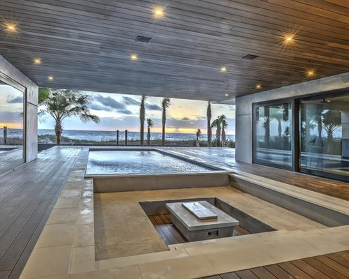 Modern insulated concrete forms home design photos for Buildblock icf reviews