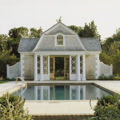 traditional pool by Austin Patterson Disston Architects