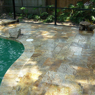 This is an example of a tropical pool in Other.
