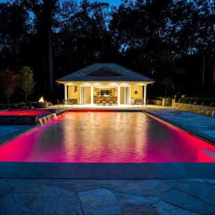 Award-Winning Concrete Swimming Pool