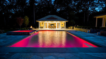Award-Winning Concrete Swimming Pool