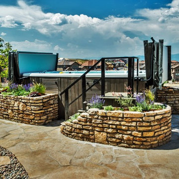 Back Country - Highlands Ranch - Swim Spa