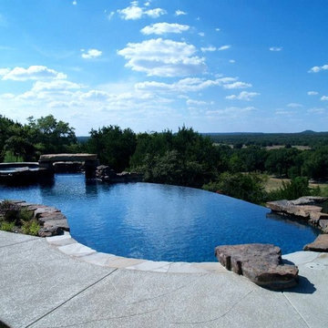 Back to Nature: Pool Deck