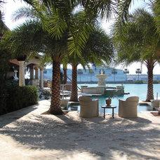 Mediterranean Pool by Elias Benabib, Corp.