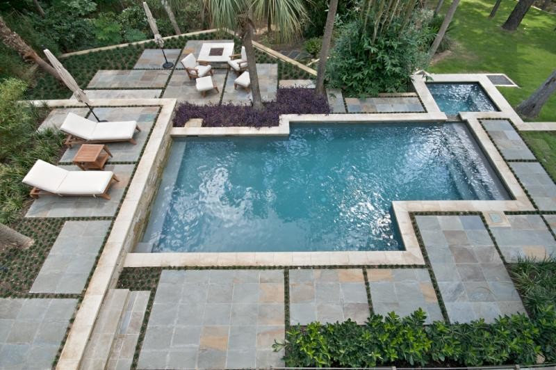Backyard Custom Pool