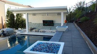 Backyard masterpiece