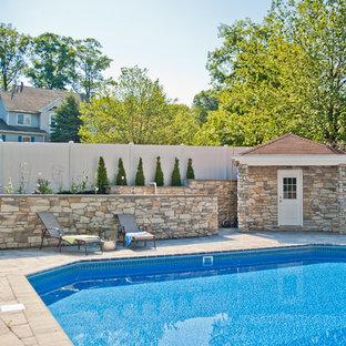 Backyard Oasis In Rockaway, New Jersey