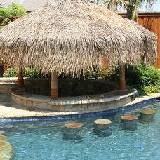 Tropical Pool by El Dorado Pools