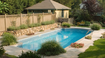 Backyard Pool & Patio