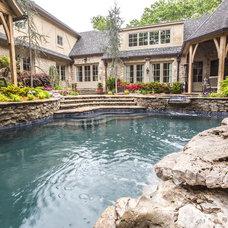Traditional Pool by BlueSpeed AV