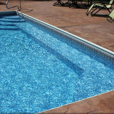 Traditional Pool by Performance Pool & Spa