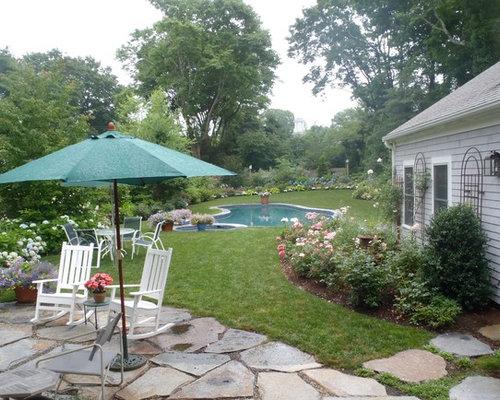backyard sanctuary houzz
