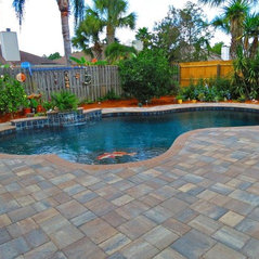 Florida bonded pools jacksonville fl us 32216 for Pool design jacksonville fl