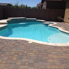 Dolphin Pool Construction Phoenix Az Us 85024 Swimming Pool Builders Houzz