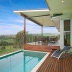 Tennyson Point Contemporary Pool Sydney By Cplusc