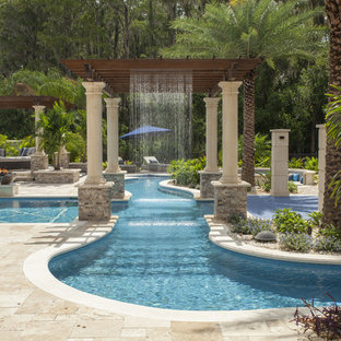 75 most popular tampa pool design ideas for 2018 stylish for Pool design tampa
