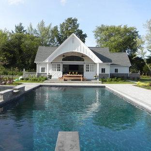 Barrington Hills, IL Pool House